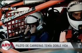 Acusan al piloto de carreras Fernando de Olazabal de ser líder narco