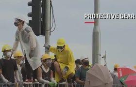 The Hong Kong protester's playbook