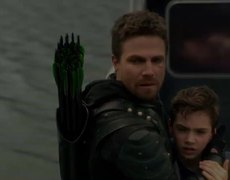 Arrow - Season 8 Comic-Con Trailer -- Final Season