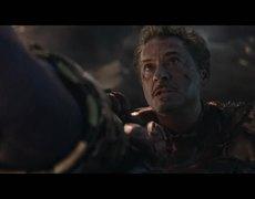 I Am Iron Man Snap Scene - AVENGERS 4: Endgame (2019)