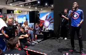 Mejor Marvel Cosplay - Comic Con 2019