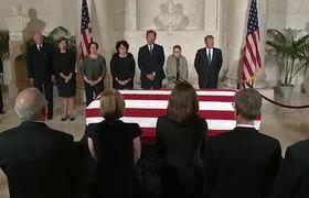 'Brilliant man' Justice John Paul Stevens honored