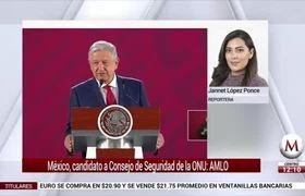 México es candidato al Consejo de Seguridad de la ONU
