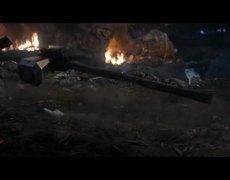 Cap Lifts Thor's Hammer Scene - AVENGERS: ENDGAME (2019)