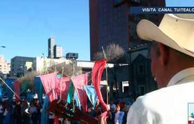 Se alistan campesinos para marchar rumbo al Zócalo CDMX