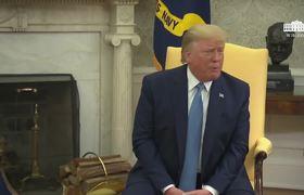 Trump Prepares for Robert Mueller's Congressional Testimony