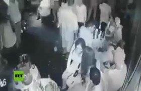 Varios heridos tras un tiroteo en un bar en Acapulco