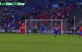 Chicago Fire vs Cruz Azul | Resumen y Goles - Leagues Cup 2019