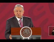 Reportero cuestiona la reelección AMLO RESPONDE y lo calla