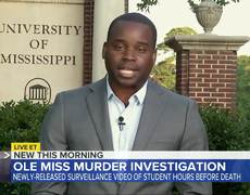 Ole Miss student died of gunshot wounds: Police