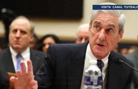 Trump no quedó totalmente exonerado tras investigación: Mueller