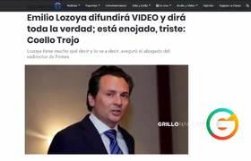 Lozoya difundirá un video, dirá toda la verdad de los actos de corrupción del gabinete de #EPN