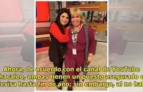 La desesperada situación de Andrea Escalona y Magda Rodríguez en Televisa
