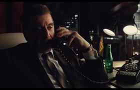 THE IRISHMAN Official Trailer (2019) Robert De Niro, Al Pacino