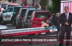 Un crimen de odio fue la razón del tiroteo en El Paso; según autoridades