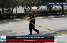 Man arrested in Florida for false threat of shooting