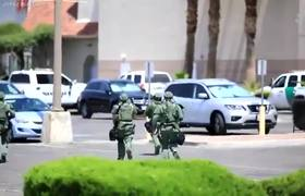 El Paso, Texas, Shooting: Witness Videos Capture Terrifying Scene |