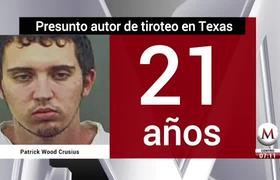 Patrick Crusius, lo que se sabe del sospechoso de tiroteo en El Paso