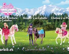 Barbiey sus hermanas en una aventura de Caballos Trailer Oficial DVD 2013 HD