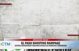 Testigo habla sobre la masacre en El Paso, Texas