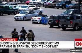#ElPasoShooting: Survivor recounts heroic way he drew shooter's fire