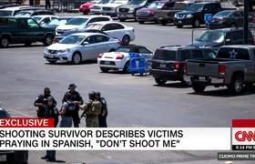 Habla sobreviviente del tiroteo en El Paso, y la forma heroica en la que actuó