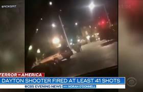 Video muestra la huida de personas del bar en Dayton durante tiroteo