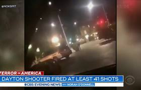 #Video shows people screaming and taking cover in #Dayton shooting