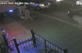 #VIDEO: Momento en el que abaten al tirador de Dayton
