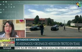 Walmart no cesará venta de armas pese a masacre en El Paso