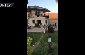 Shots fired as Kyrgyz special forces storm ex-president's mansion, arrest Atambayev
