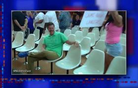The Late Show: Trump recibido por protestas en Dayton y El Paso