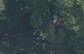 3 killed when small plane crashes in PA backyard