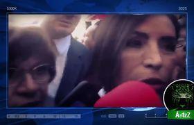 Rosario Robles se presenta a declarar el día de hoy