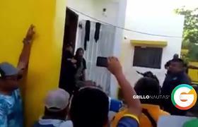 Pobladores expulsan a la Policía por corruptos en Quintana Roo