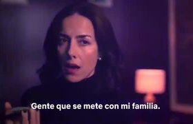 Paulina de la Mora lanza AMENAZA en su primer teaser | La Casa de las Flores 2