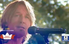 GMA: Keith Urban rocks out to 'We Were' live