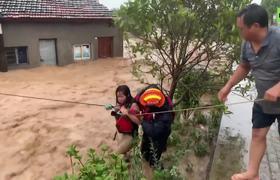 13 muertos tras la llegada del Tifón Lekima en China