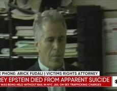 Jeffrey Epstein accuser