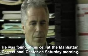 Jeffrey Epstein dies by suicide in jail