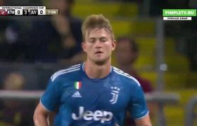Juventus vs Atletico Madrid 1-2- Highlights & Goals 2019