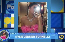 GMA: Kylie Jenner celebrates her 22nd birthday