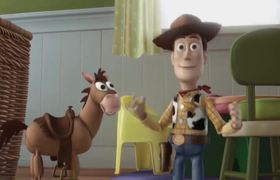 Toy Story Toons: Vacations in Hawai