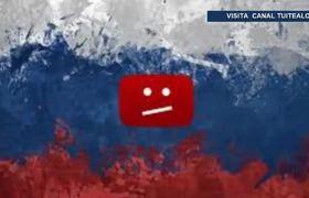 Gobierno de Rusia amenaza a YouTube por videos de opositores