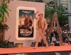 Brad Pitt en México