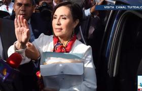 #AMLO envía a la cárcel a Rosario Robles y la llevan a Santa Martha Acatitla