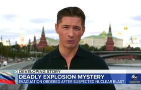New concerns over radiation released from Russian blast