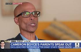 Cameron Boyce's parents speak out after his death