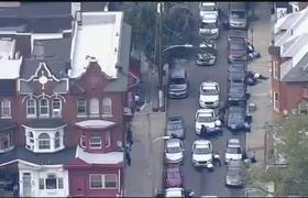 6 officers shot in Philly standoff