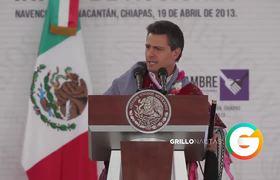 Así defendía Enrique Peña Nieto a Rosario Robles #EstafaMaestra